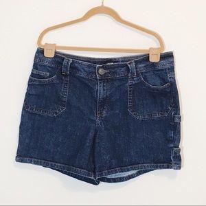 Lane Bryant Denim Jeans Shorts 20